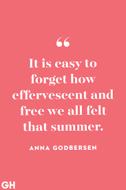 Quote From Pertaining To Summer