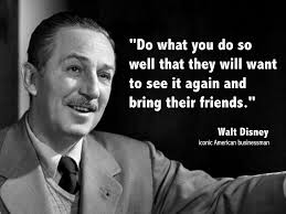 Quote From Walt Disney