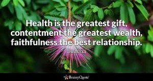 Quote Pertaining To Health