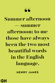 Quote Pertaining To Summer