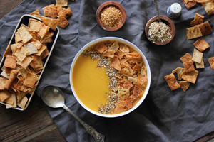 REAL EGYPT PEOPLE EAT LENTIL SOUP