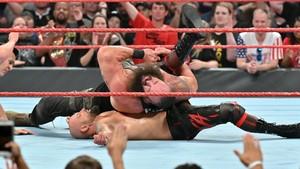 Raw 8/19/19 ~ Braun Strowman/Seth Rollins vs The OC (Raw Tag Team)