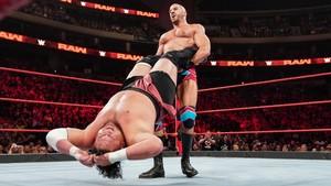 Raw 8/19/19 ~ Samoa Joe vs Cesaro (King of the Ring)