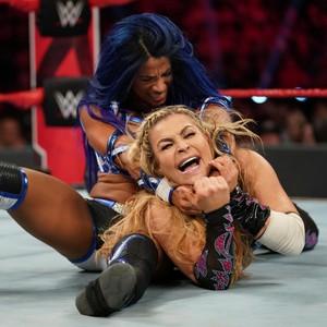 Raw 8/26/19 ~ Sasha Banks vs Natalya