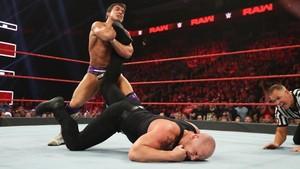 Raw 9/16/19 ~ Baron Corbin vs Chad Gable (King of the Ring)