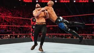 Raw 9/16/19 ~ Ricochet vs Mike Kanellis