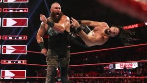 Raw 9/23/19 ~ Seth Rollins vs Braun Strowman