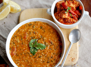 Red মসূর Dhal