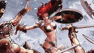 Red Sonja - Hot & Sexy