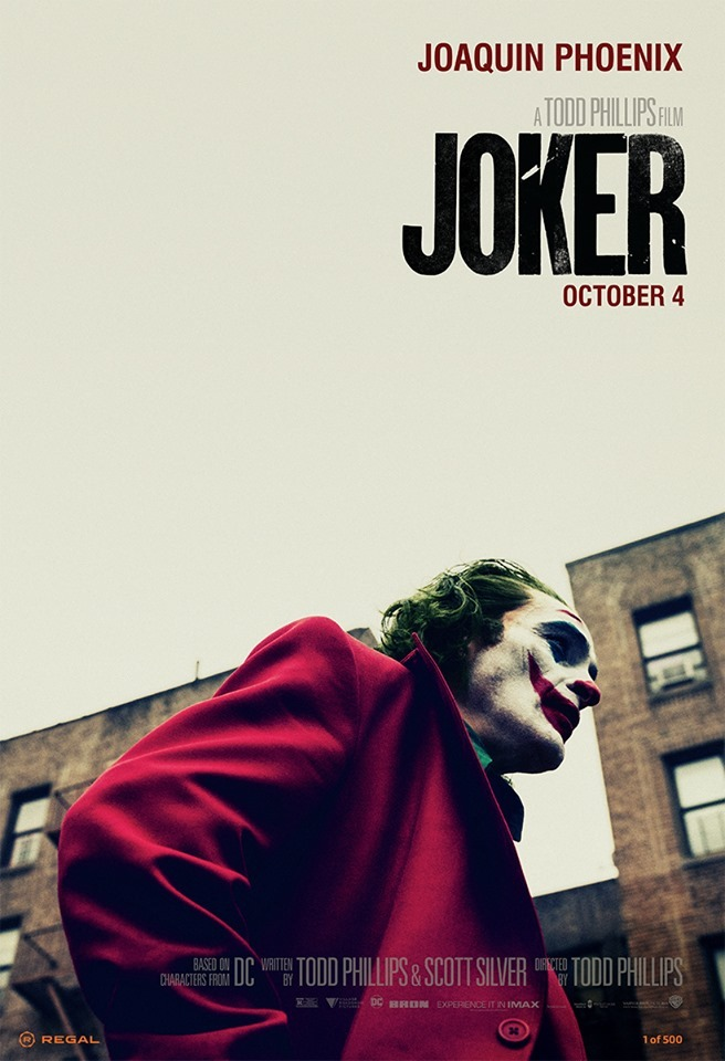 Regal Exclusive Joker Print