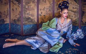 Rihanna Harper's Bazaar 2019