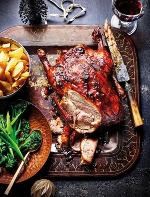 Roasted duck🦆🍗