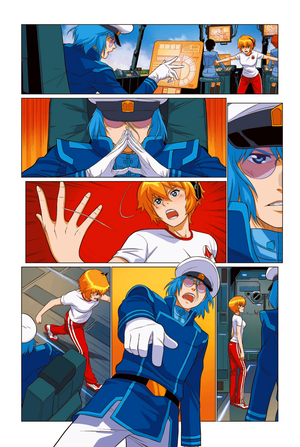 Robotech:REMIX  Volume 01, more preview D