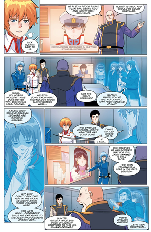 Robotech: Remix , Volume 02 Sample-A