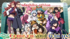 Rose, Emilia, Momo, Sarah, Nanami, Stea, Kanari, Lip, Hero, Miyu And Ayame
