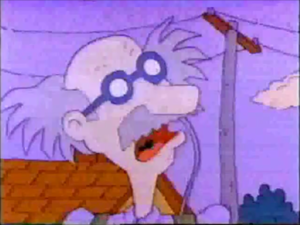 Rugrats - Monster in the garagem 357