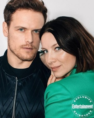 Sam and Cait - NYCC 2019