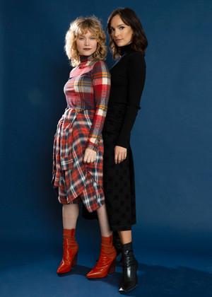 Sarah Jones and Jodi Balfour - Hollywood Life Photoshoot - 2019