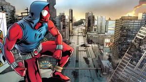 Scarlet Spider-Man