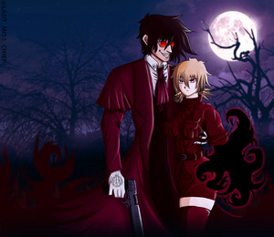 chercher And Destroy - Alucard X Seras Victoria