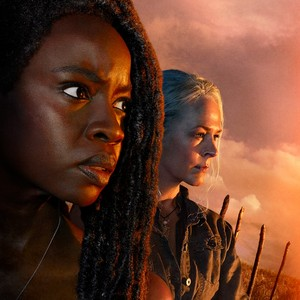 Season 10 Character Portrait ~ Michonne and Carol
