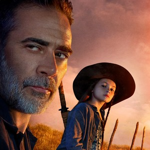 Season 10 Character Portrait ~ Negan and Judith