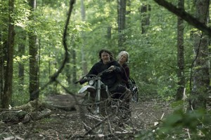 Season 10 ~ First Look ~ Daryl and Carol