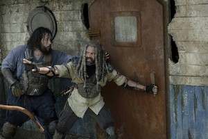 Season 10 ~ First Look ~ Jerry and Ezekiel