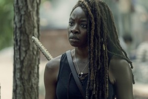 Season 10 ~ First Look ~ Michonne