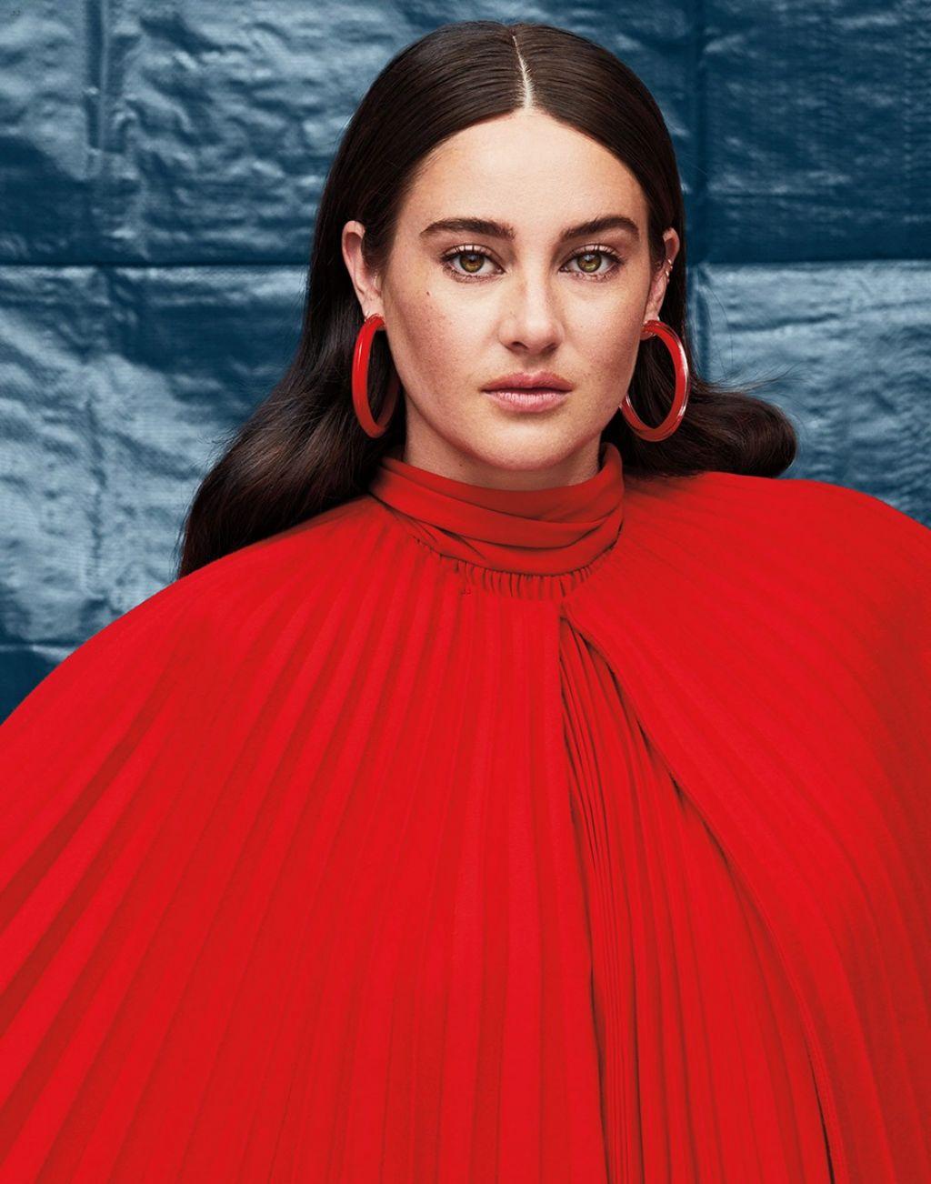 Shailene Woodley - S Magazine Photoshoot - 2019