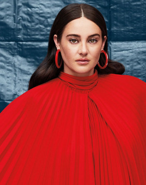 Shailene Woodley - S Magazine Photoshoot - 2019