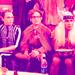 Sheldon, Leonard and Raj - the-big-bang-theory icon