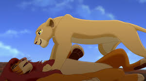 Simba and Nala 11