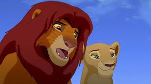 Simba and Nala 8
