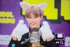 Skz at Idol Radio