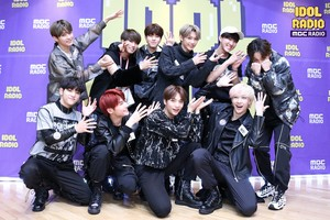Skz at Idol Radio