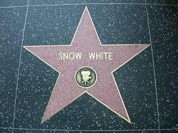 Snow White Star Walk Of Fame