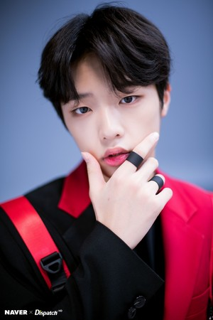 "Son Dongpyo ""FLASH"" promotion photoshoot 의해 Naver x Dispatch"