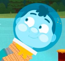 không gian Kid