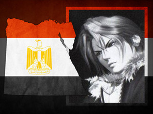 Squall Leonhart SAY I AM EGYPTIAN HE FAKE EGYPT PEOPLE