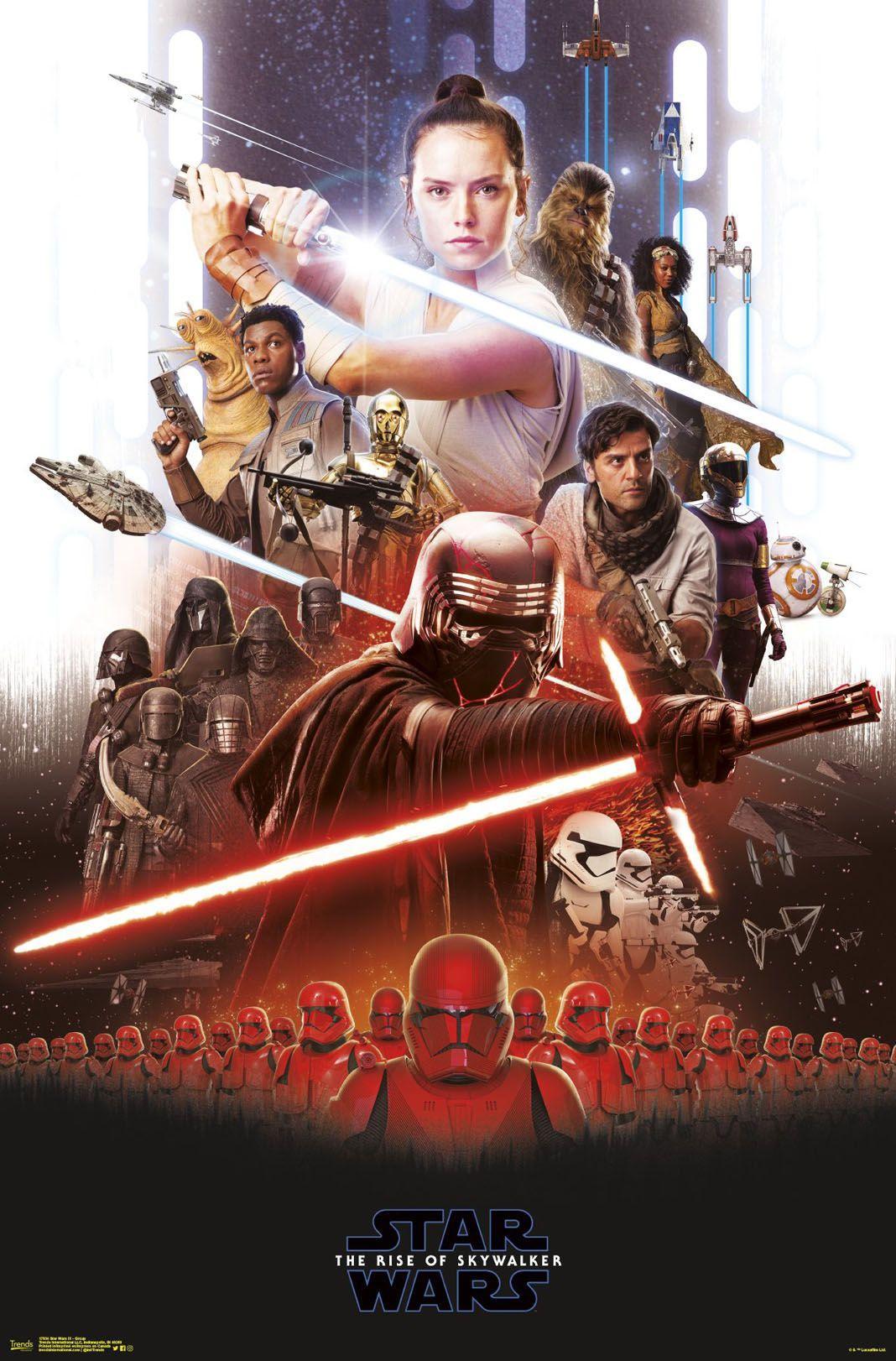 Star Wars: Episode IX The Rise of Skywalker - Promotional Artwork
