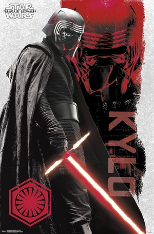 estrella Wars: Episode IX The Rise of Skywalker - Promotional Artwork