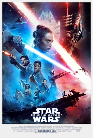 Star Wars: The Rise of Skywalker Official Poster (2019)