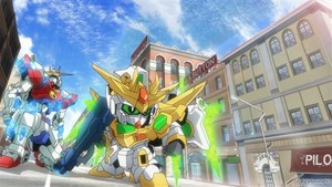 星, つ星 Winning Gundam