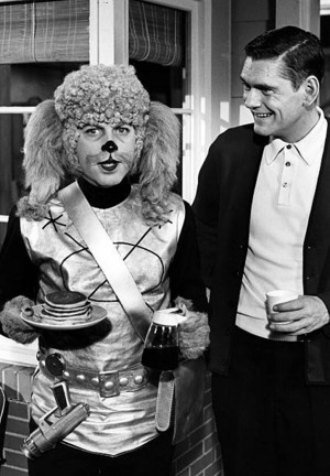 Steve Frankin and Dick York