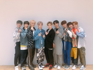 Stray kids at Abema tv
