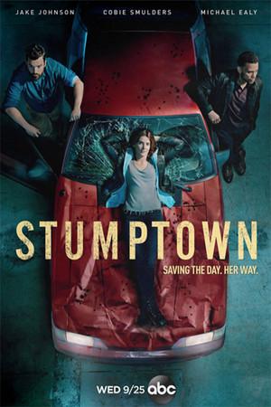 Stumptown - Season 1 - Promotional Poster