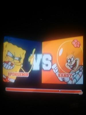Super Brawl 2 (SpongeBob vs. Sandy)