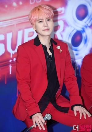 Super Show 8 in Seoul Press Conference