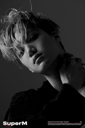 SuperM Concept photo 02 : KAI